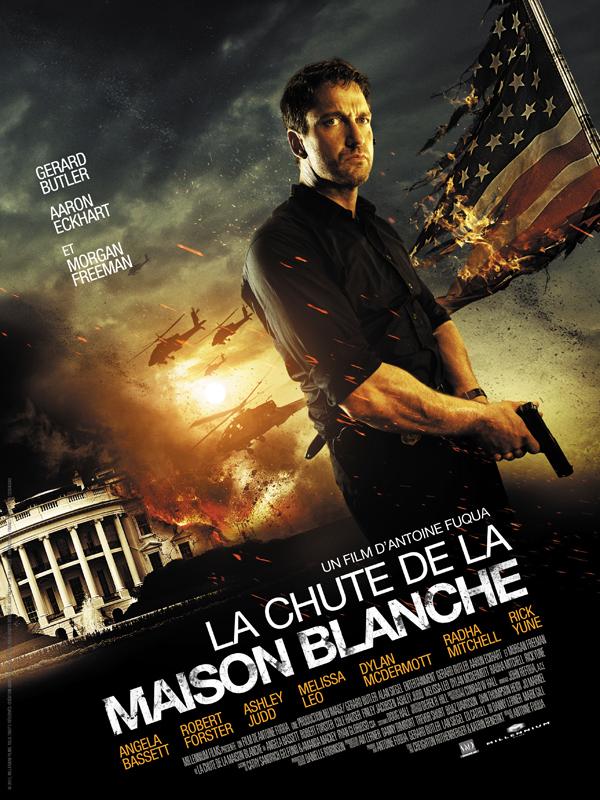 Regarder le film La Chute de la Maison Blanche en français vf